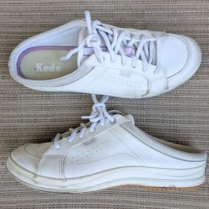 Keds Slip on Backless Sneakers Mules 8